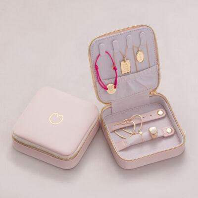 Jewellery travel case