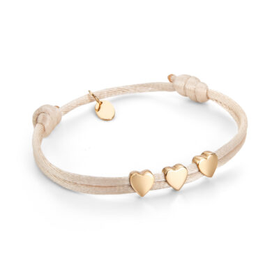 PROUD MOM Bracelet Heart & Star