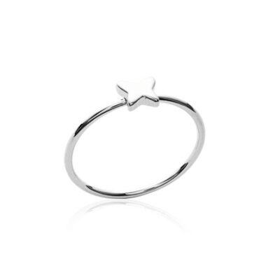 Petite Schmetterling Ring