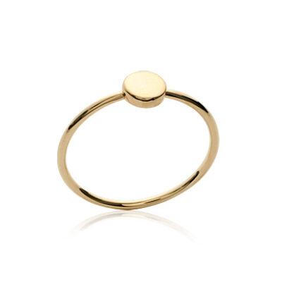 Petite Round Ring