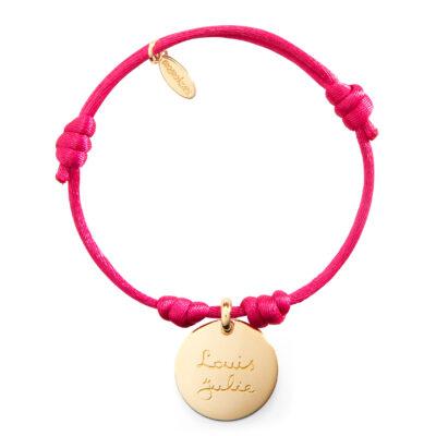 Bracelet Pendentif Rond
