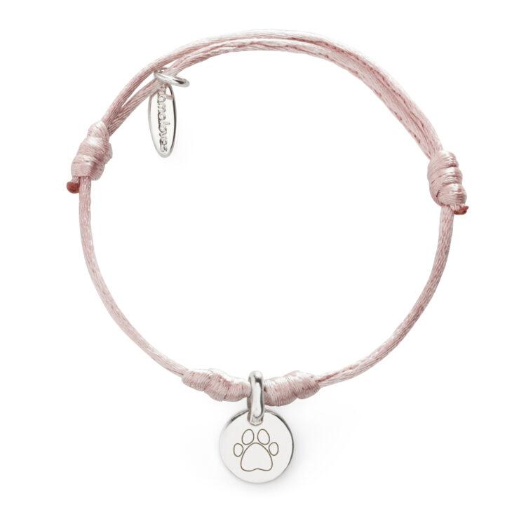 Mini Coin Paw Bracelet