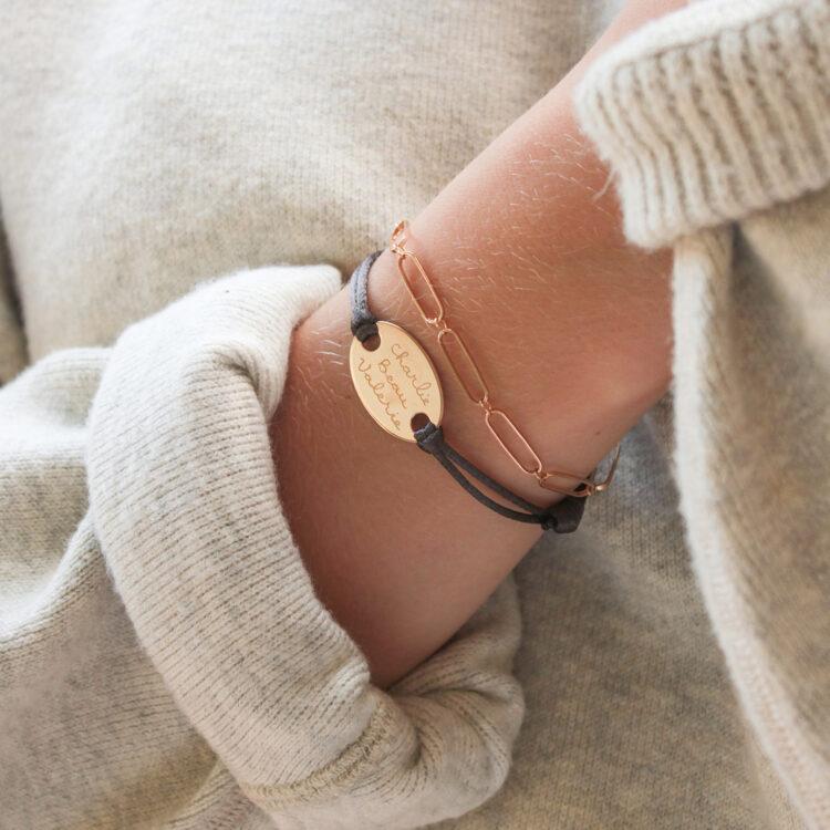 Oval Armband