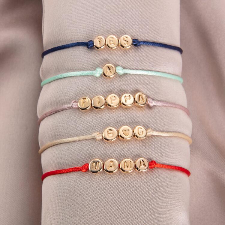 Initialen Armband