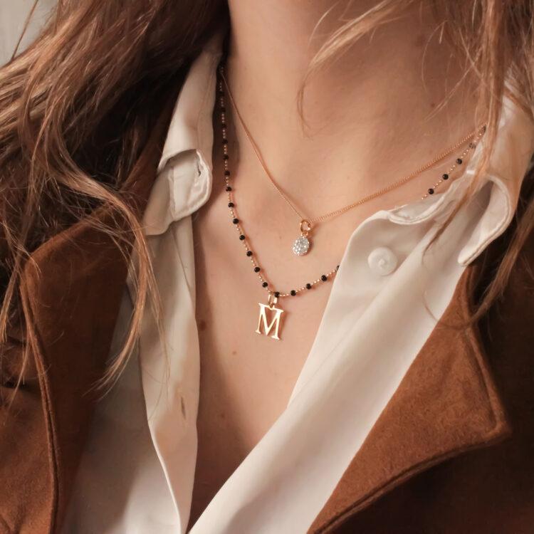 Tiny Sparkle Necklace
