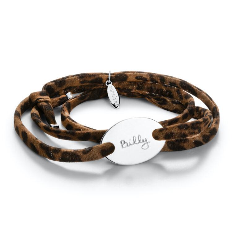 Oval Wrap Bracelet
