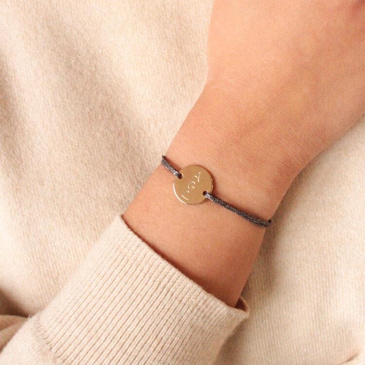 Round Sparkle Bracelet * Édition limitée