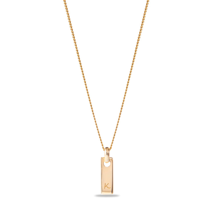 Tiny Tag Collier
