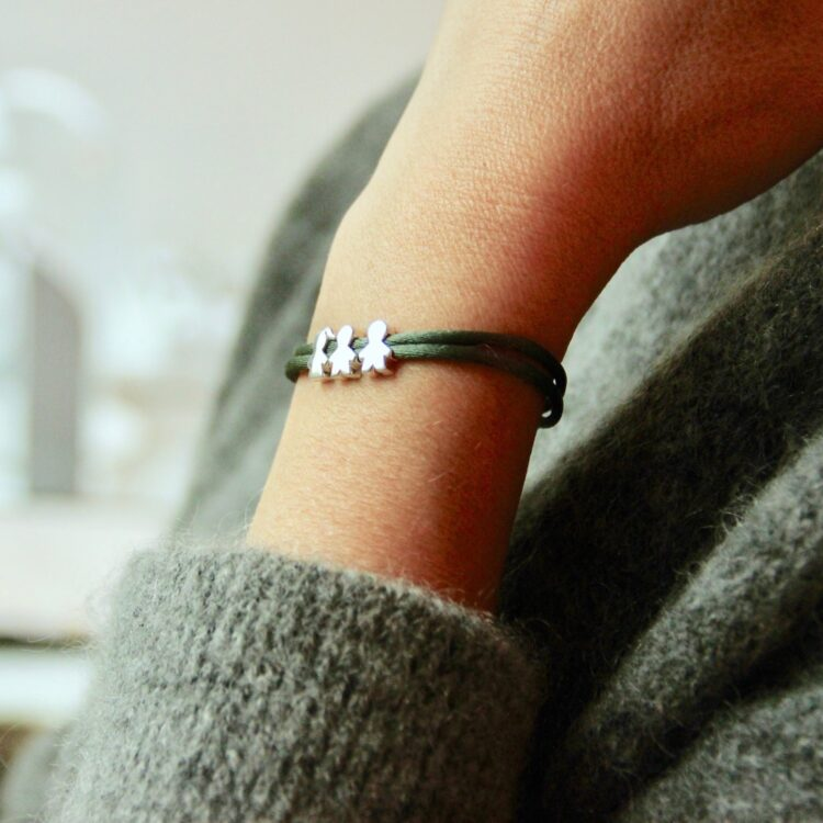Reparatur-Service - Proud Mom Bracelet