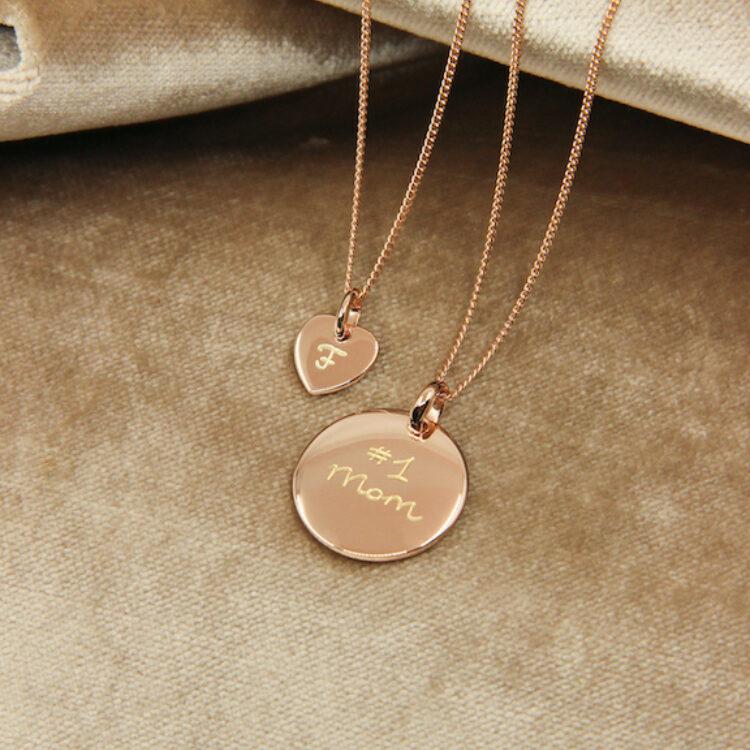 Mini Heart Ketting