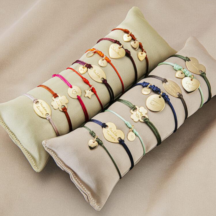 Bracelet Trèfle