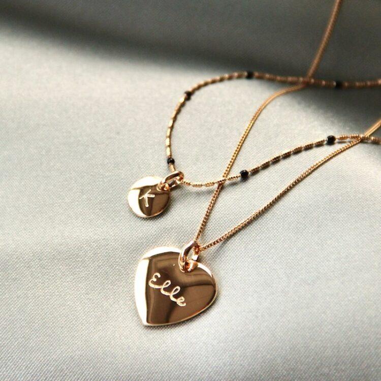 Mini Münze Halskette