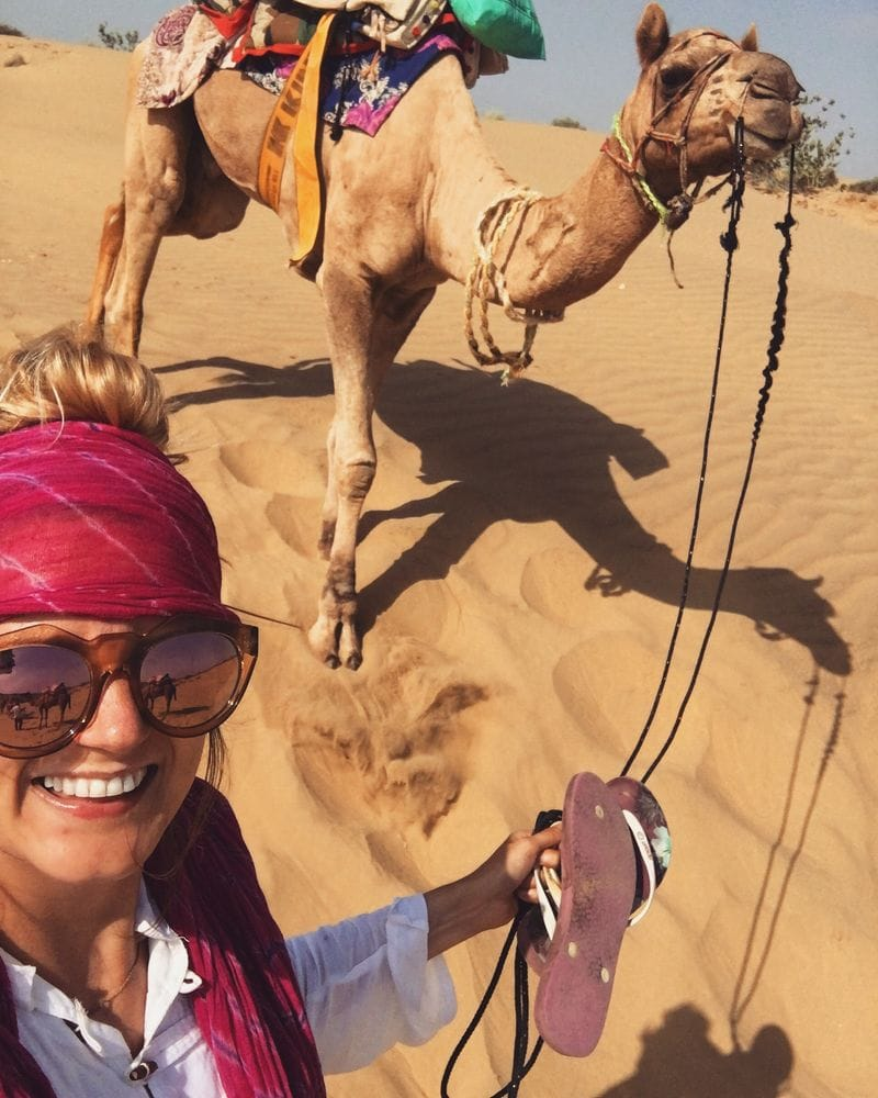 me with camel