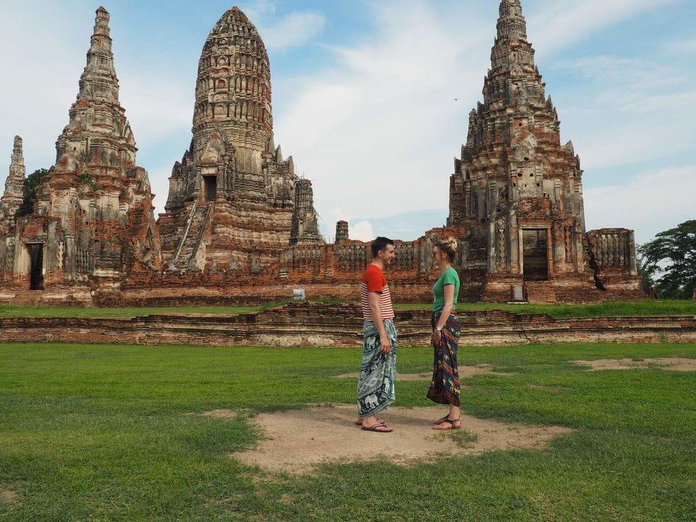 Ayuttaya's Angkor Wat