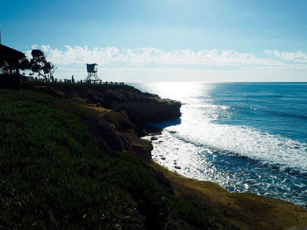 La Jolla sea view