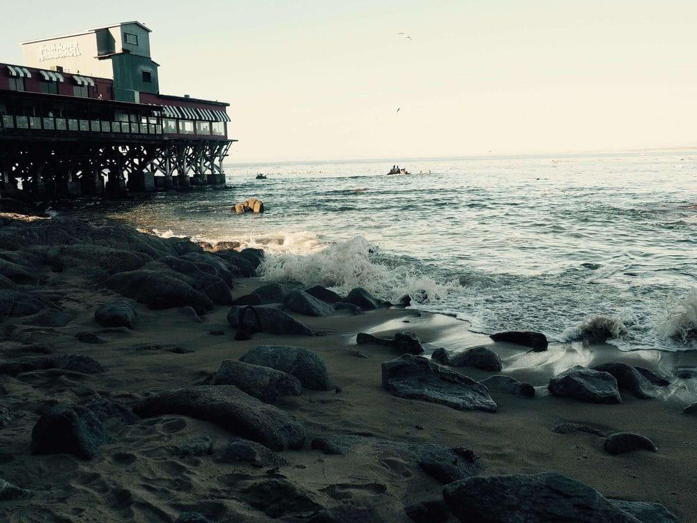 Monterey sea view