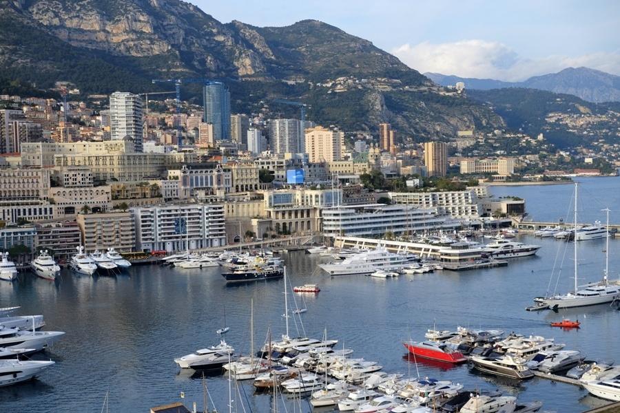 bateau bus Monaco
