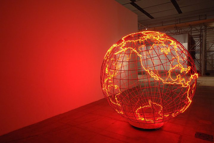 The Palestinian Diaspora and the State-Building Process © Mona hatoum