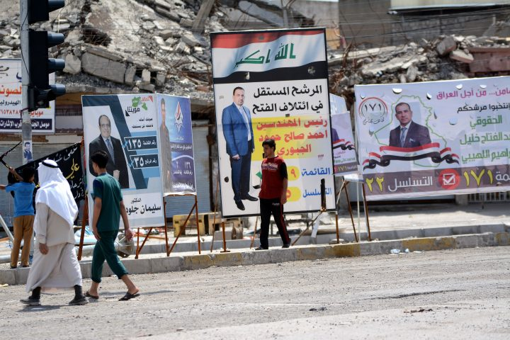 Iraq 2018 Elections: Between Sectarianism and the Nation