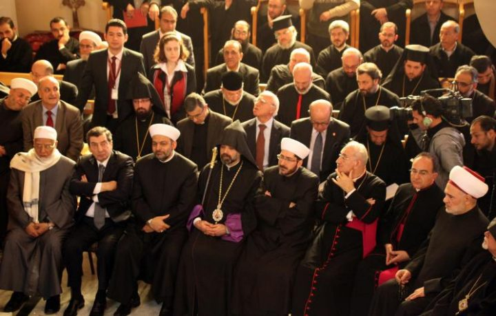 Arab Reform Initiative - Religion and the State in Post-War Syria