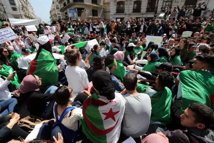 Arab Reform Initiative - Algeria's Uprisings in Context: An Interview with Prof. El Mouhoub Mouhoud