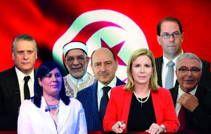 Sondage présidentielles 2019