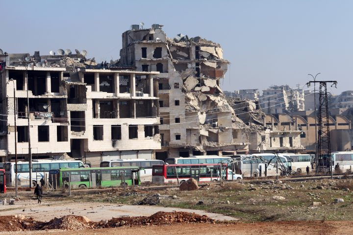 "Arab Reform Initiative - ""The Disaster of Aleppo"" and the Quandary of the Last Opportunity"