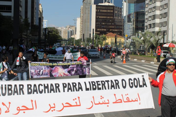 Arab Reform Initiative - Between Indifference and Charity: Syrian Refugees and the Syrian Diaspora in Brazil