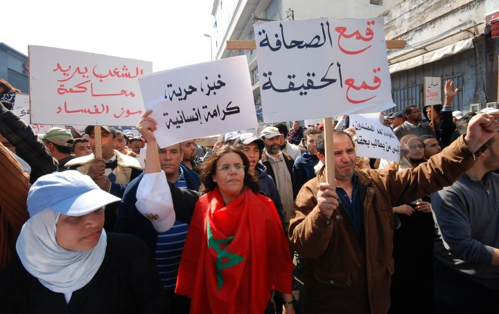 The Evolution of Morocco's Human Rights Movement