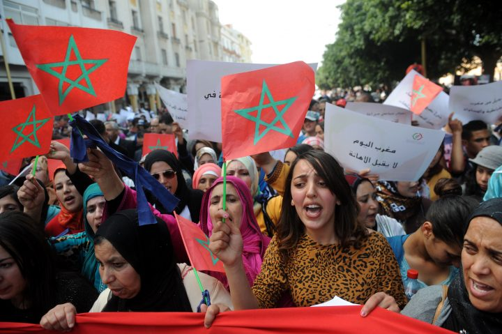 Arab Reform Initiative - The New Women's Mobilization and Processes of National and Regional Diffusion