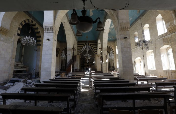 Arab Reform Initiative - Aleppo Christians: A Turbulent History and the Path Ahead
