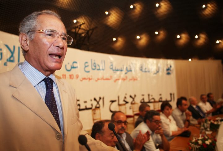 Arab Reform Initiative - The Problematics of Governance in the Human Rights Movement in Tunisia