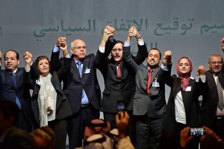 Arab Reform Initiative - The New Institutional Arrangements Might Rescue the Failing Libyan State