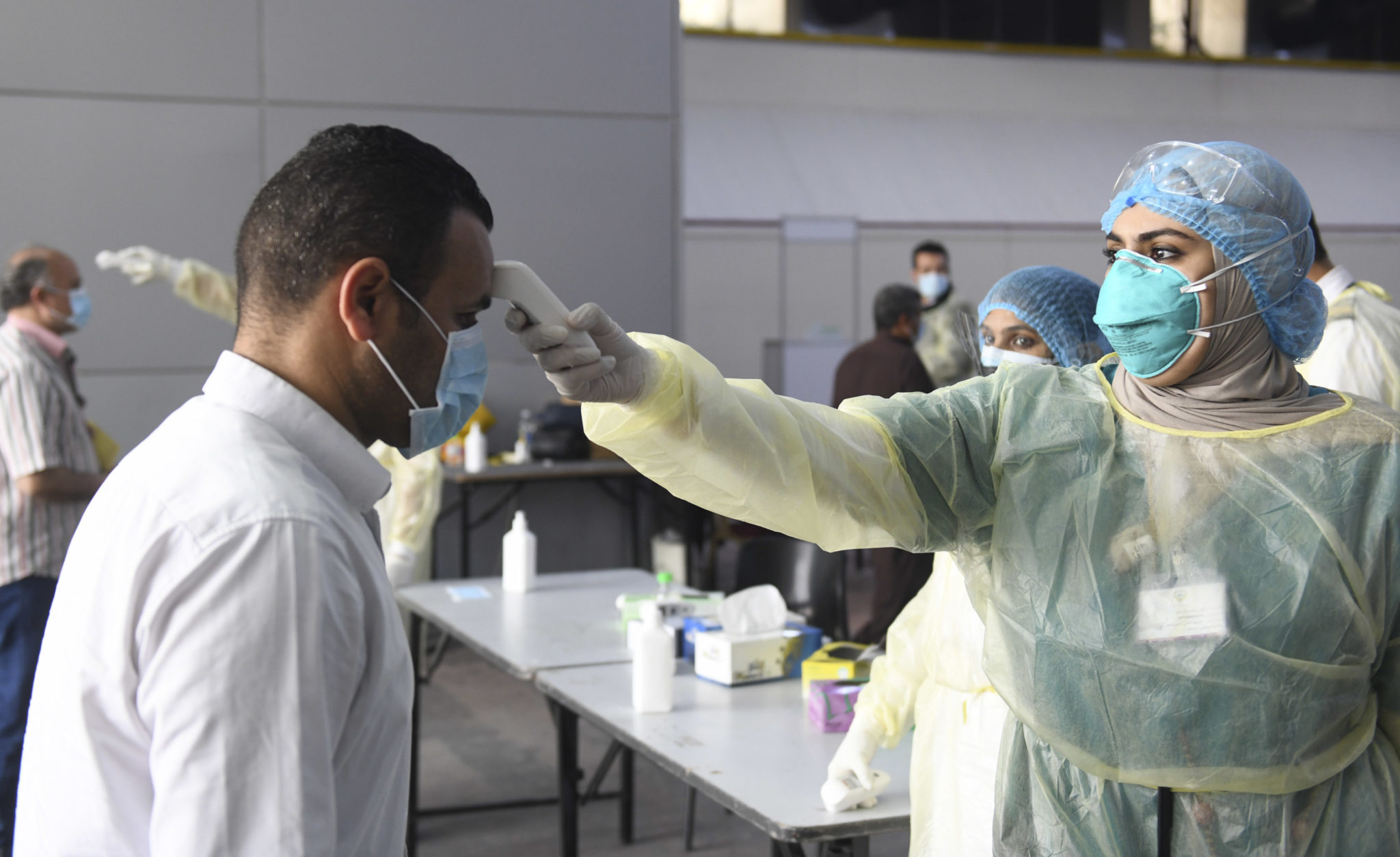 After the Pandemic: Reimagining the Role of State and Non-State Actors in (Re)building National Health Systems in the Arab World