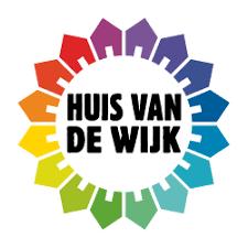 Huis van de wijk logo