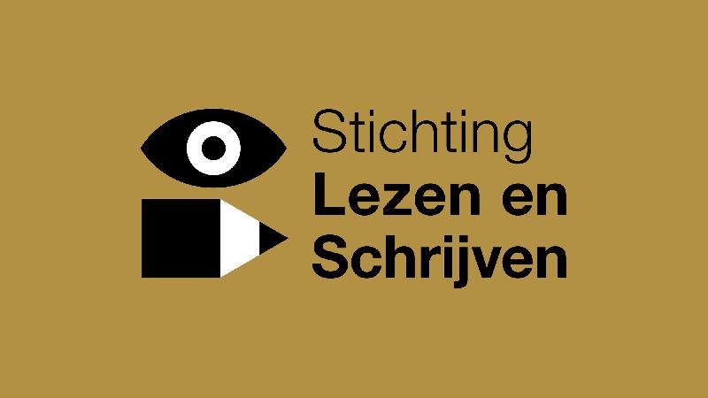 Stichting lezen en schrijven logo