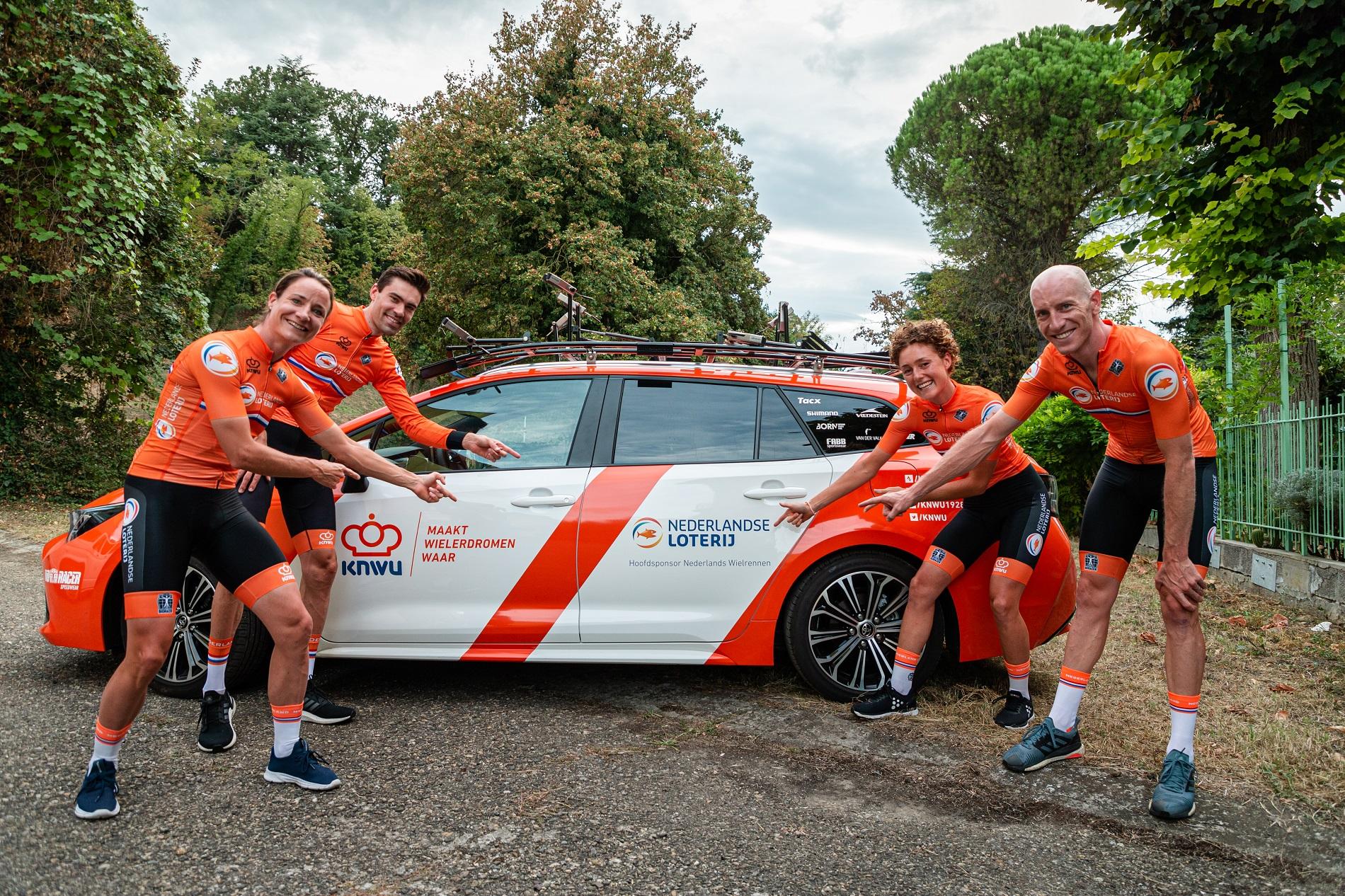 WK wegwielrennen, Imola