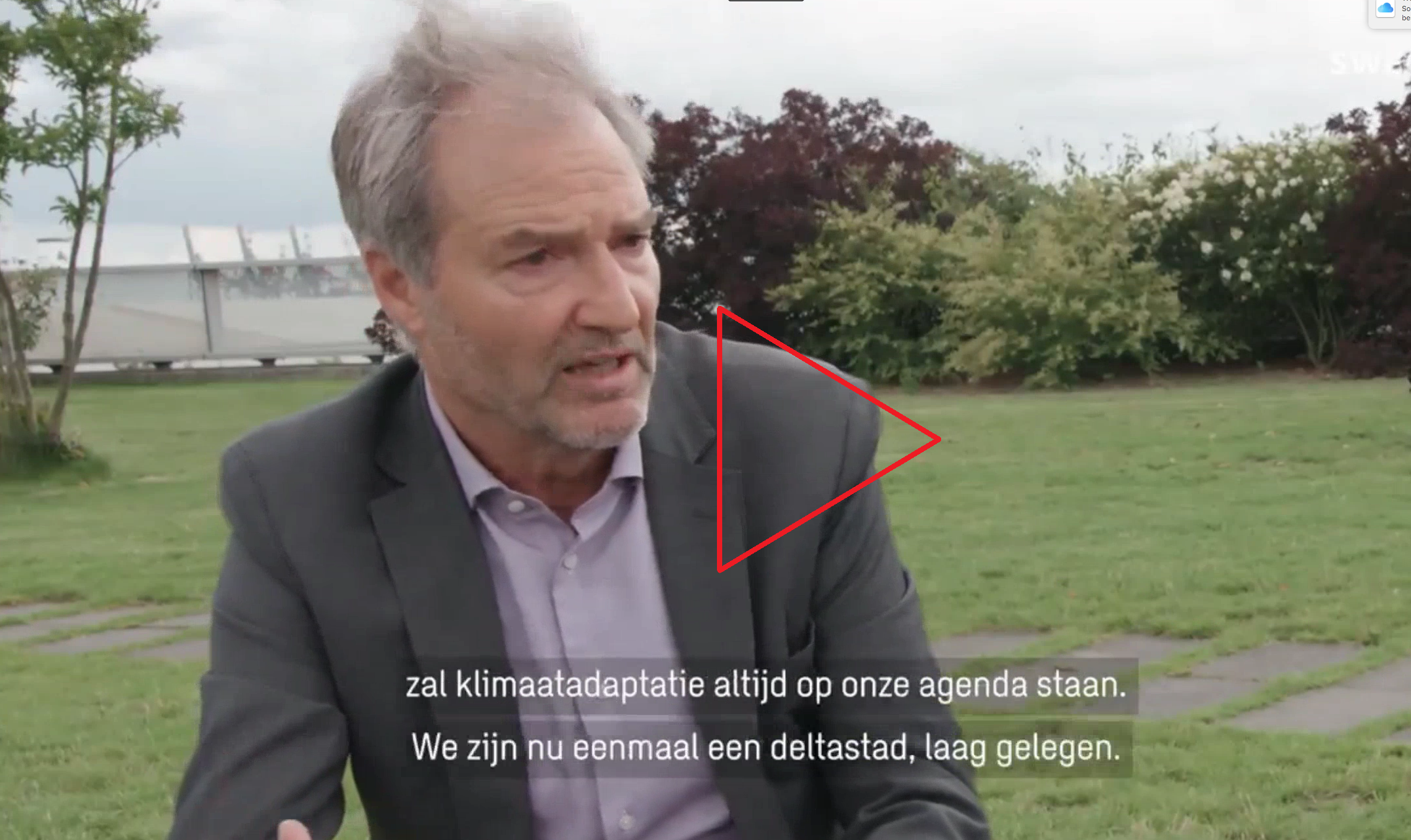 Video sweco arnoud stad hittegolven