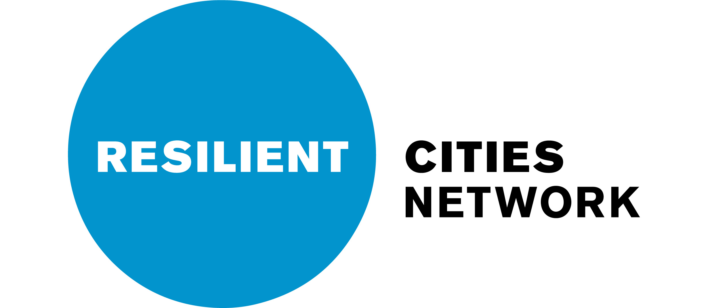 Resilient Cities Network logo 2020