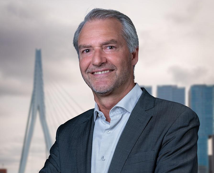 Arnoud Molenaar CRO