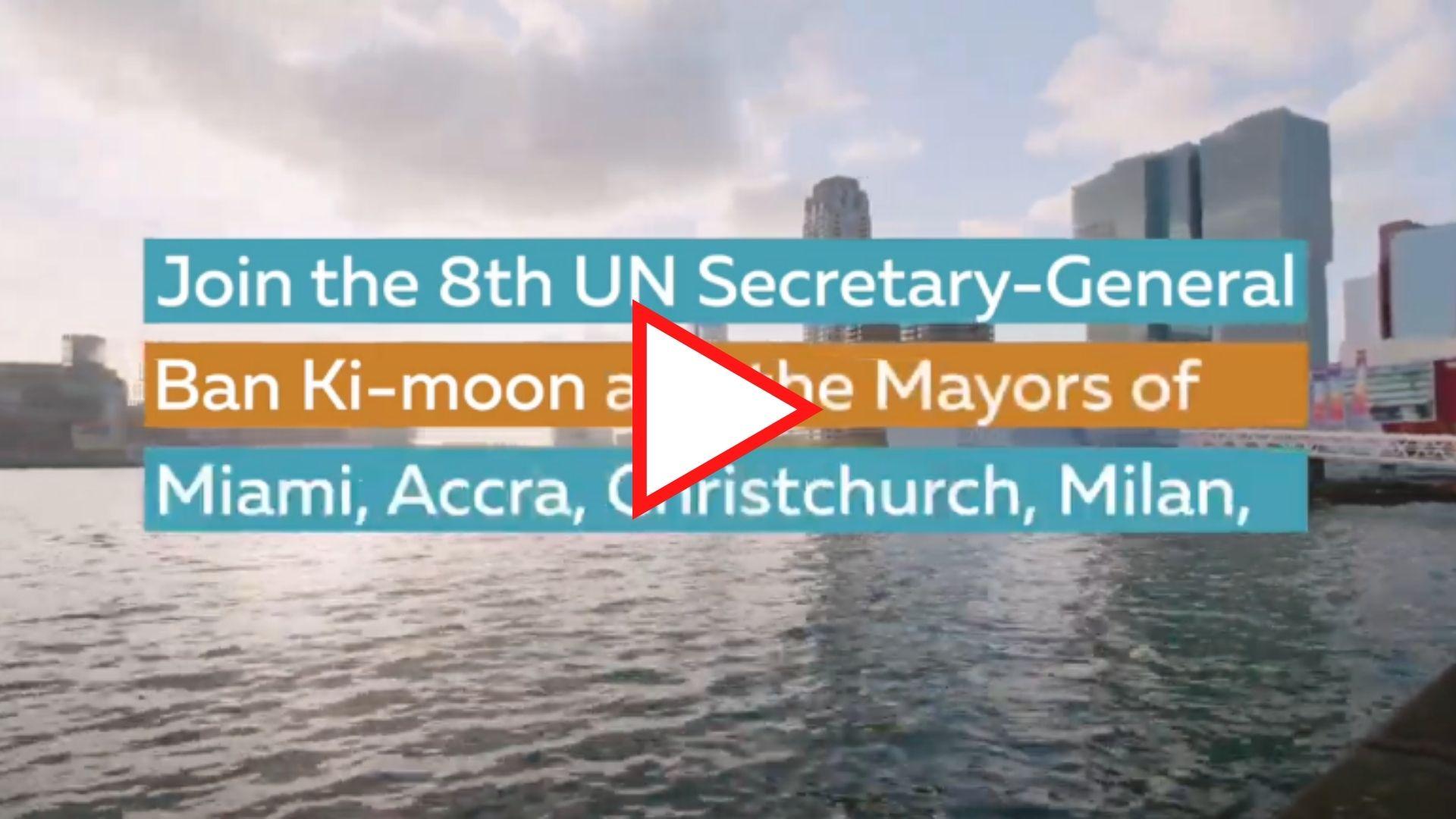 Video Mayors Forum