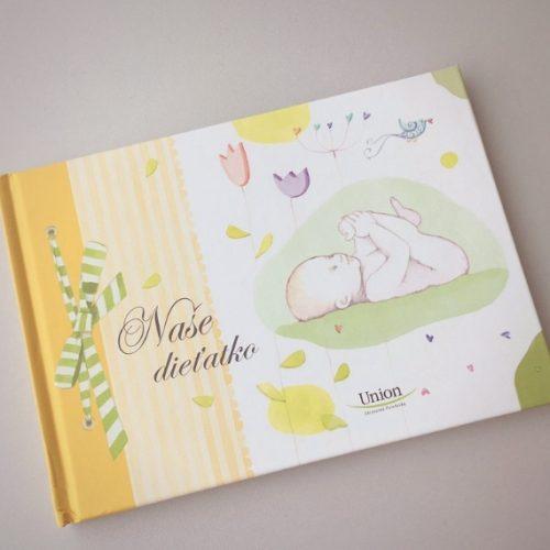 Denníček pre vaše bábätko
