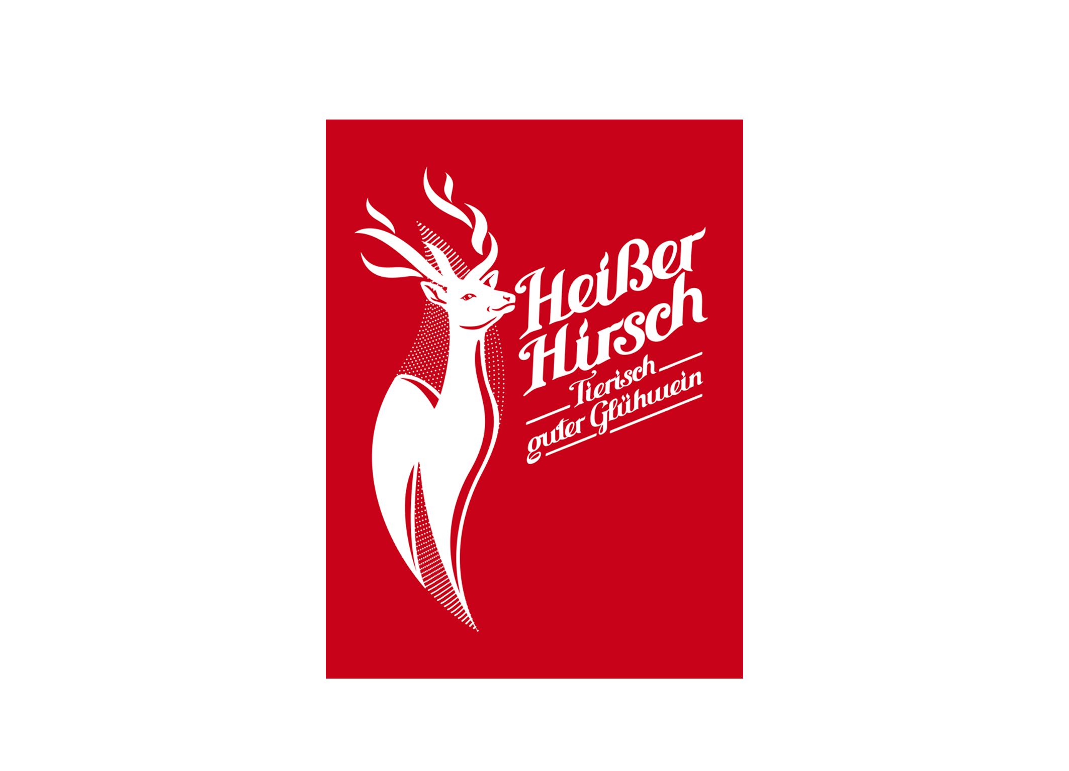 Heißer Hirsch