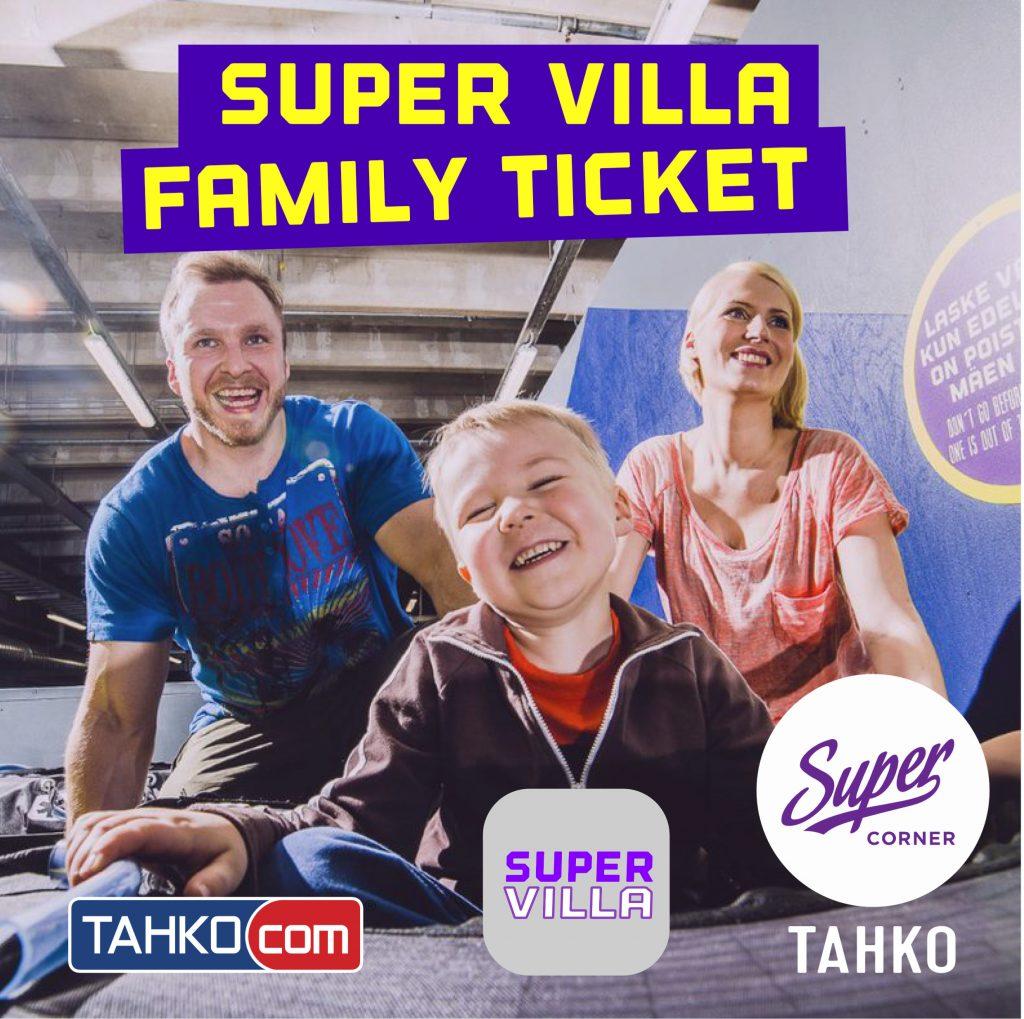 Super-Villa-Family-Ticket-Tahko