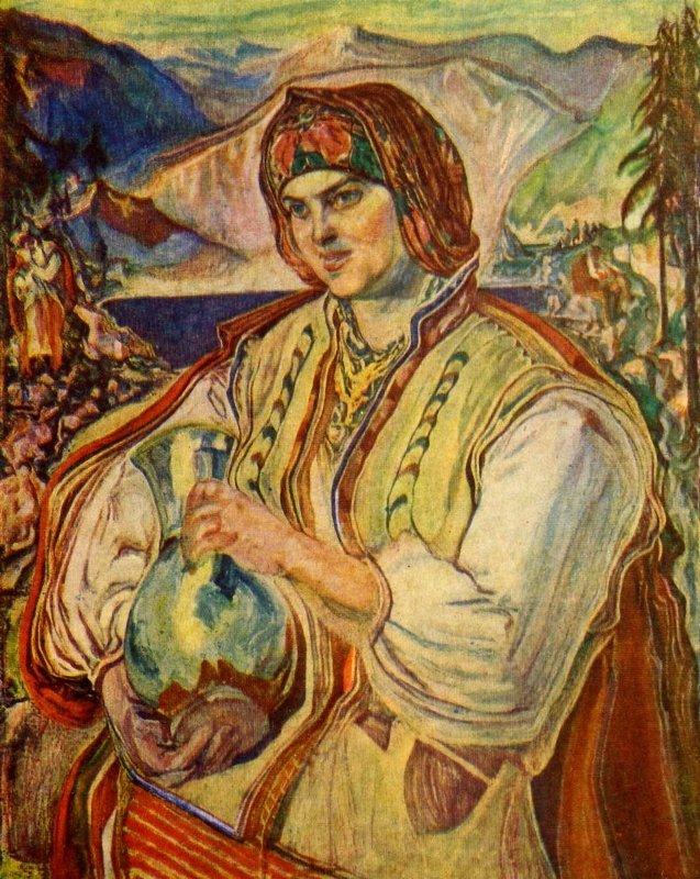Дзвинка. 1930-31 гг.