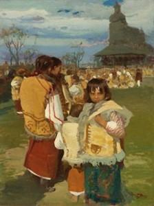 Гагілки 1921 г.
