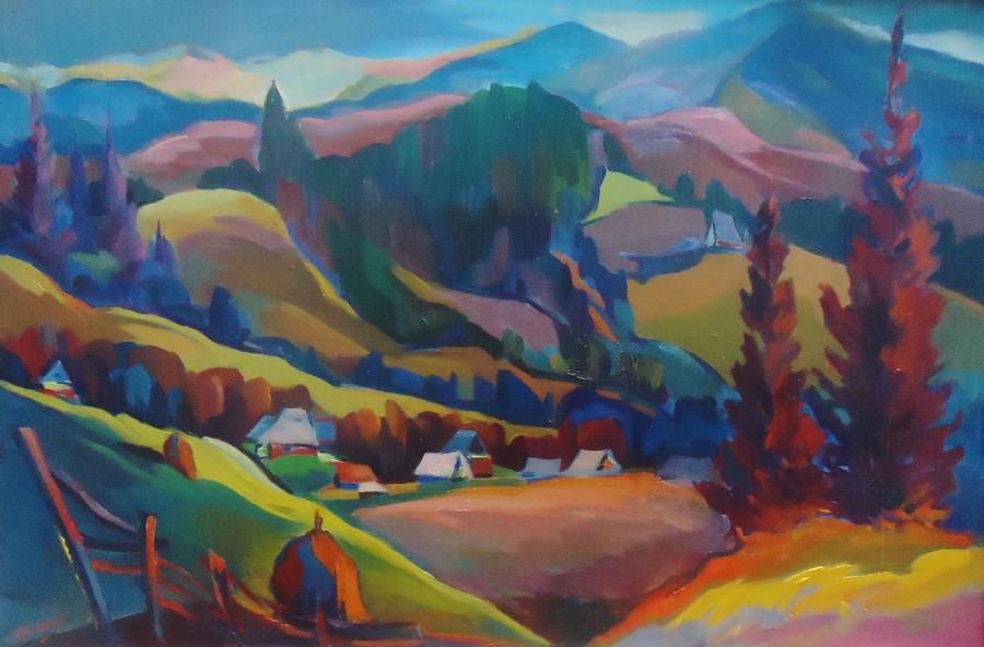 Гірське село