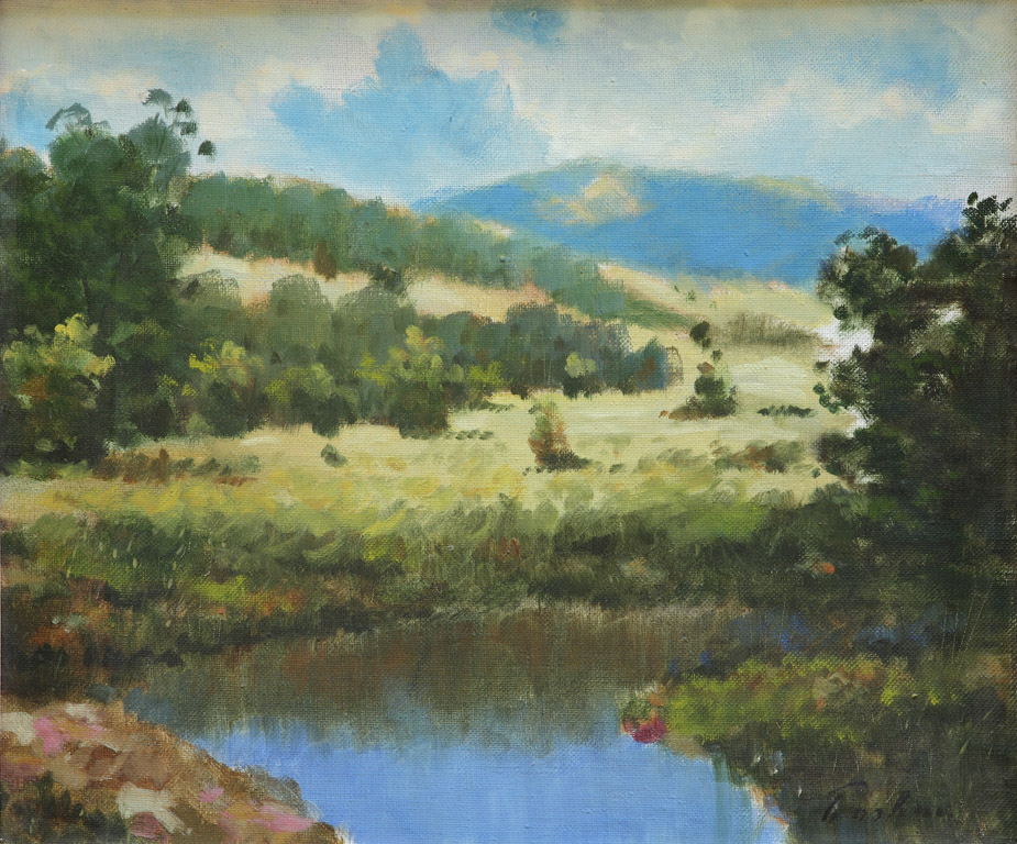 Літній пейзаж1989