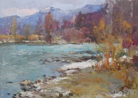 На річці Ужок