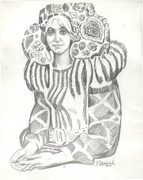 Оксана 1977 г.